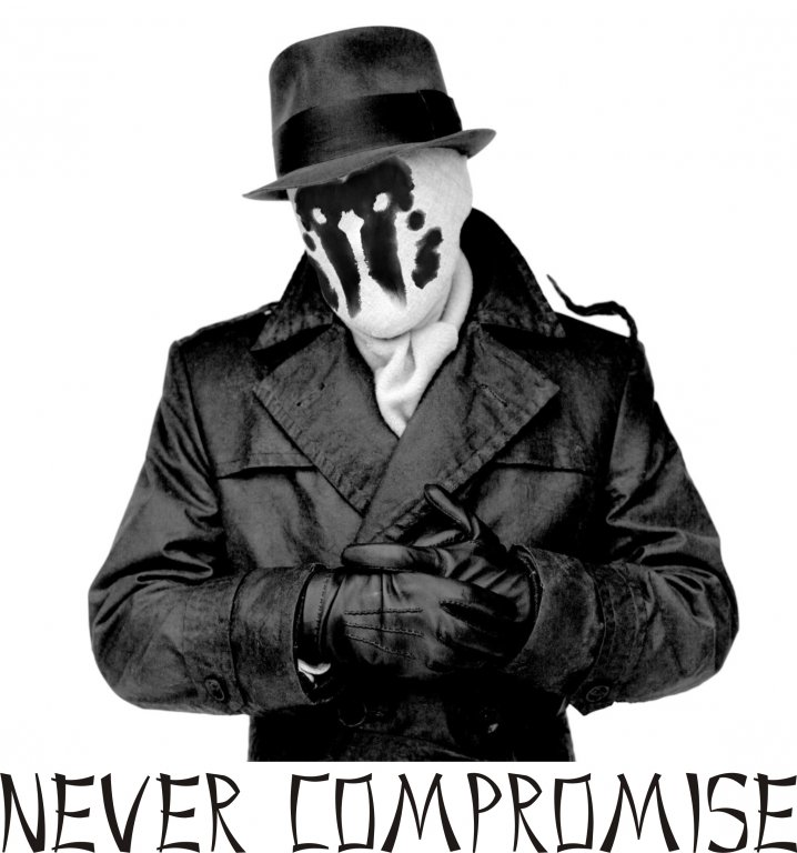 Never Compromise...