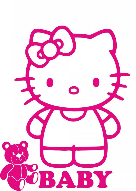 Hello Kitty Baby