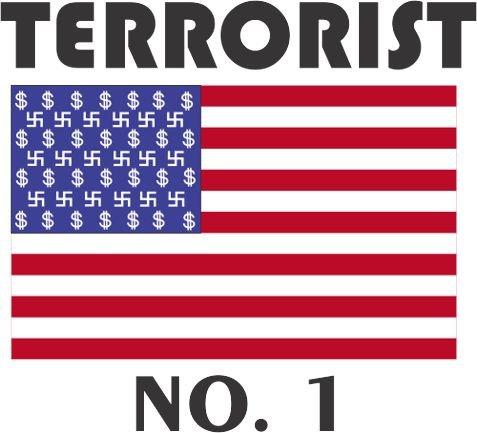 сша террорист №1