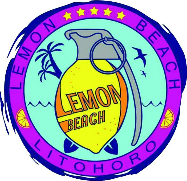 Lemon beach logo