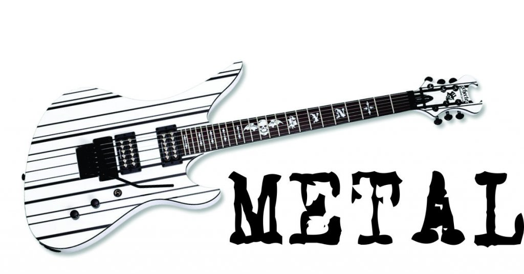 Metal. Synyster Custom - Schecter Guitars