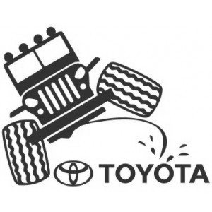 Jeep Rules Toyota