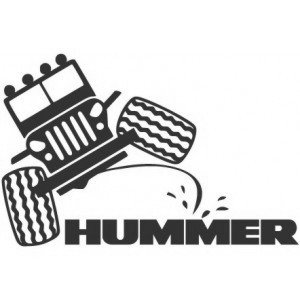 Jeep Rules Hummer